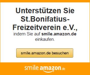 Unterstütze uns auf Amazon